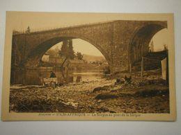 12 Saint Affrique, La Sorgue Au Pont De La Sorgue (9532) - Saint Affrique