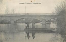 CPA 86 Vienne Bonnillet Pont Sur Le Clain - Pecheurs - Other Municipalities