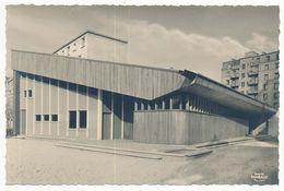 CPSM Dentelée 10.5 X 15 Isère GRENOBLE Eglise Saint Jacques Vue D'ensemble Construite En 1958, Rénovée En 1999-2000, * - Grenoble