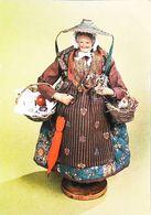 Carte Postale  Les Santons De Provence De Simone  Jouglas La Paysanne - Unclassified