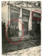 Geschäfte Ternopil Tarnopol Ukraine Тернополь  (2-3) Juden Judaika  Guerre 14/18-WWI Photo Allemande - 1914-18