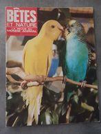 Bêtes Et Nature N°57 Au Cameroun La Grande Faune - Le Brochet - Les Migrateurs En Difficultés De 1968 - Nature