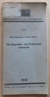 Austria Österreich 1936 Die Gelegenheits- Und Werbestempel Oesterreichs Commemorative And Slogan Postmarks Brochure - Annullamenti