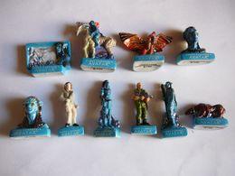 Fèves Série Complète - Avatar 2011 - Charms