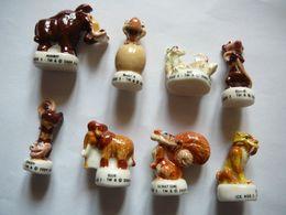Fèves Série Complète - âge De Glace 3 - 2010 - Otros
