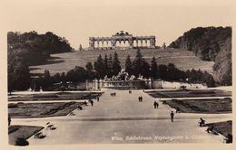 AK Wien - Schönbrunn Neptungrotte Und Gloriette - Ca. 1930 (51221) - Château De Schönbrunn