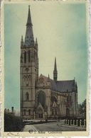 Arlon    Cathédrale.   -   1951   Naar   Gent - Arlon