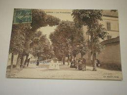 77 Nangis, Les Promenades (9544) - Nangis