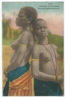 Afrique Occidentale Jeunes Dahomiennes - Dahomey