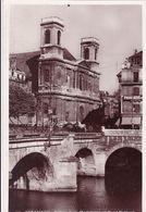 25-Besançon Eglise De La Madeleine & Pont Battant - Besancon