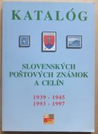 Slovakia Slovenska Republika Slovensko 1996 Katalóg Slovenských Poštových Známok A Celín 1939-1945, 1993-1997 Catalogue - Letteratura