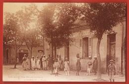 PHOTO -CORNEILLE -Algérie - Poste Télégraphes -animée -format 14,8 X 9,5 Cm - Algerien