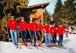 MONT-REVARD - Ecole De Ski Français - Moniteurs - Autres Communes