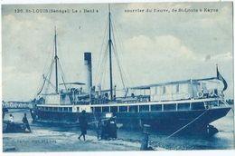Saint Louis Courier Du Fleuve De St Louis A Kayes - Senegal