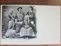 Groupe De Plougastel Daoulas.coiffe Costume Breton.précurseur Dos Non Divisé.édition Villard 1134 - Plougastel-Daoulas