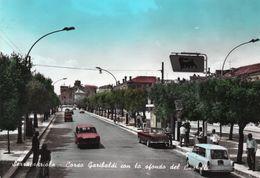 SERRACAPRIOLA - CORSO GARIBALDI......... - FOGGIA - VIAGGIATA - Foggia