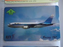 UNITED KINGDOM PREPAID  AIRLPANES BOEING AIR - Aerei
