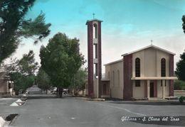 GHILAZZA - SAN CHIARA DEL TIRSO - CAGLIARI - VIAGGIATA - Cagliari