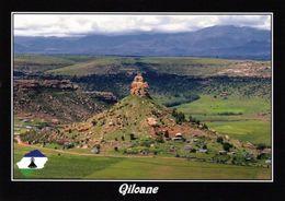 1 AK Lesotho * Der Ort Thaba Bosiu Und Der Sandsteinfelsen Qiloane - 2008 Von Lesotho Für Das UNESCO-Erbe Beantragt * - Lesotho