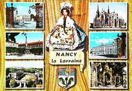 Carte Postale - NANCY Pèle Mèle  Poupée 1980 - Poupées
