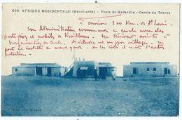 Afrique Occidentale Mauritanie Poste De Mederdra - Mauritania