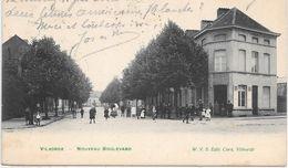 Vilvorde. Nouveau Boulevard. - Vilvoorde