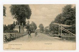 D380 - Zoetermeer Vlamingstraat - Uitg C Kruik - Fiets - Kaart Voor 1906 - - Autres