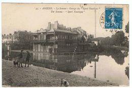 Amiens / Garage Du Sport Nautique / 1927 - Amiens