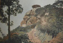 Brésil. Chemin Du Corcovado. Photogravure Fin XIXe. - Prints & Engravings
