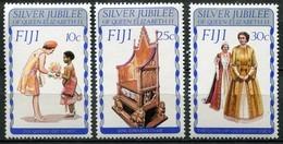 Fiji Fidschi-Inseln Mi# 358-60 Postfrisch MNH - QEII - Fidji (1970-...)