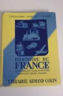 Histoire De France - Ed. Colin - Libros, Revistas, Cómics