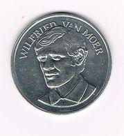 //  PENNING BP  WILFRIED VAN MOER - Elongated Coins