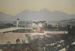 Brésil. Ancien Palais De Don Pedro à Sao Christovao. Photogravure Fin XIXe. - Prints & Engravings
