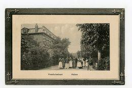 D382 - Huizen Weeshuisstraat - VOLK - Mooi Plaatje - 1913 - Uitg J Hoogvorst - - Autres
