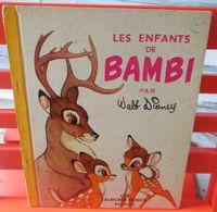 Disney, Les Enfants De Bambi 1964..............4B0720 - Books, Magazines, Comics