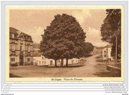 SAINT - LEGER ..-- Place Du Choupa . - Saint-Léger