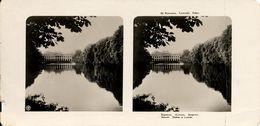 Stereo, Warsaw, Varsovie, Chateaux De Lazienki - Visores Estereoscópicos