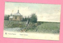 C.P.  Hautes Fagnes = Chapelle FISCHBACH - Belgique