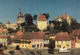 Romania Seghisoara Città Medioevale - Panorama - Roumanie