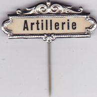 DEUTSCHLAND  --      WHW  ABZEICHEN  --  WINTERHILFSWERK  --   ARTILLERIE - 1939-45