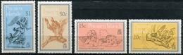 Pitcairn Mi# 222-5 Postfrisch MNH - Christmas - Stamps