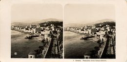 Stereo, Genova, Genua, Sampierdarena Panorama, NPG - Visores Estereoscópicos