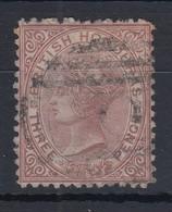 British Honduras (Belize) 1872 Queen Victoria Mi.-Nr. 5A Sauber Gebraucht - Belize (1973-...)