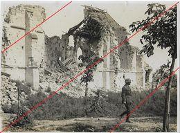 Queant Photo Anglaise 18/10/1918 - France