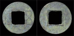 China Western Han Dynasty Wu Di- Wu Zhu Cash - Cina