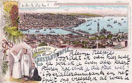 1893/ Souvenir De Constantinople, Litho - Türkei