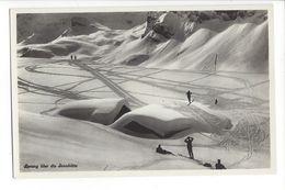 25599 -  Sprung über Die Sennhütte Le Saut à Skis - Winter Sports