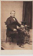 CDV    GILBERT Frères        PORTRAIT HOMME - Photographs