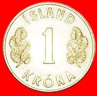 · GREAT BRITAIN 4 SPIRITS (1957-1975): ICELAND ★ 1 CROWN 1959! LOW START ★ NO RESERVE! - Islande
