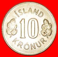 · GREAT BRITAIN 4 SPIRITS (1967-1980): ICELAND ★ 10 CROWNS 1978! LOW START ★ NO RESERVE! - Islande